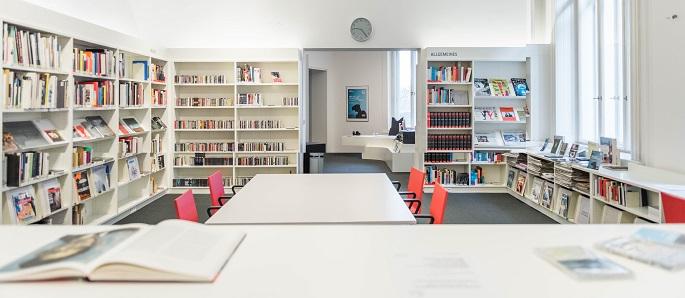 Bild der Bibliothek